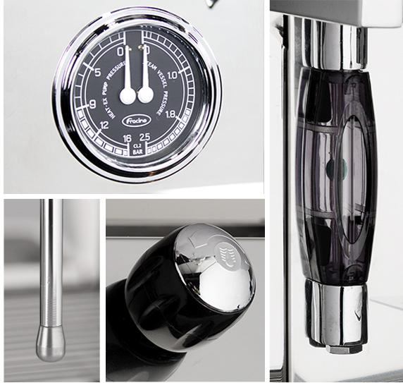 Bambino Commercial Cappuccino Coffee & Espresso Machine