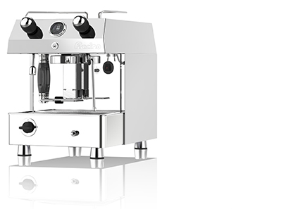 Dual Fuel Commercial Cappuccino Coffee & Espresso Machine