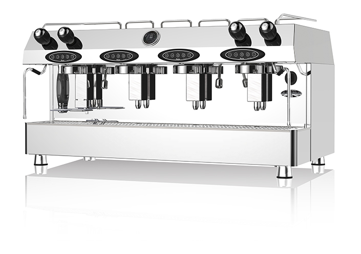 Contempo Commercial Cappuccino Coffee & Espresso Machine